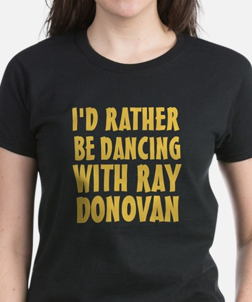 Dancing with Ray Donovan Tee
