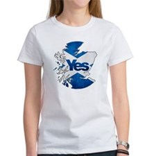 Yes for Scotland Tee