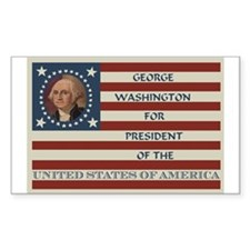 Vote for President Decal