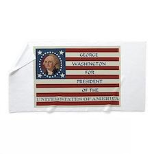 Vote For President Beach Towel