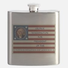 Vote for President Flask
