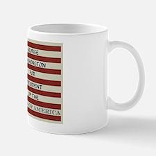 Vote for President Mugs