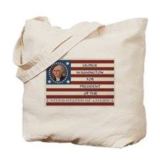 Vote for President Tote Bag