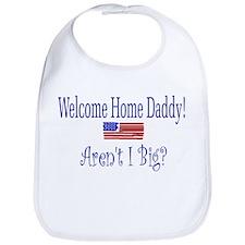 Unique Welcome home baby Bib