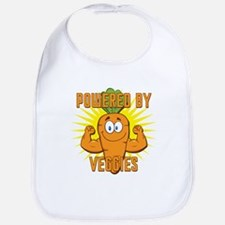 Powered by Veggies Bib