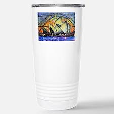 Hot Sydney Night Travel Mug