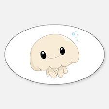 Chibi Jellyfish Decal