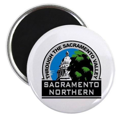 SN Capitol Dome Magnet