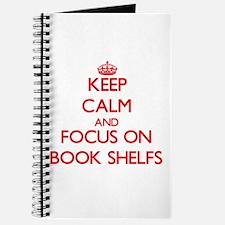 Cute Book shelves Journal