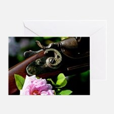 Garden Shotgun Greeting Card