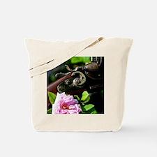 Garden Shotgun Tote Bag