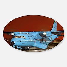 CN-235-100M Sticker (Oval)