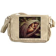Angel Rose Messenger Bag
