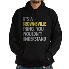 Brownsville Thing Hoody