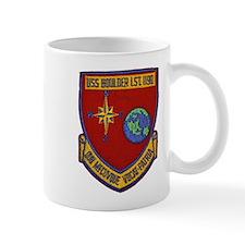 USS BOULDER Mug