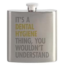 Its A Dental Hygiene Thing Flask