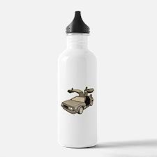 Delorean West Water Bottle