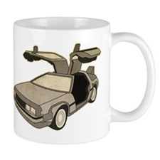 Delorean West Mugs
