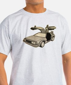 Delorean West T-Shirt