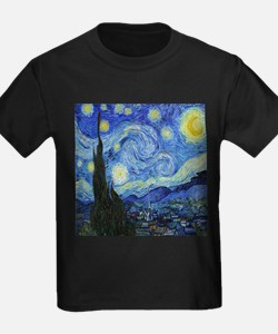 VAN GOGH STARRY NIGHT T