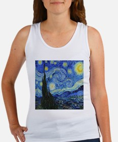 VAN GOGH STARRY NIGHT Women's Tank Top