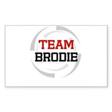 Brodie Rectangle Decal