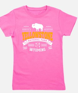 Yellowstone Vintage Girl's Tee