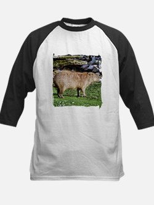 Capybara with Rocks Tee