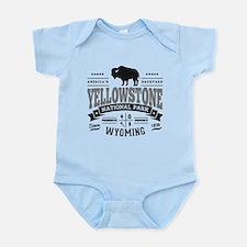 Yellowstone Vintage Infant Bodysuit