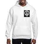 Wilson Badge on Hooded Sweatshirt