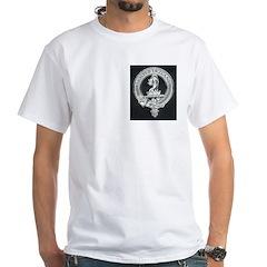 Wilson Badge on Shirt