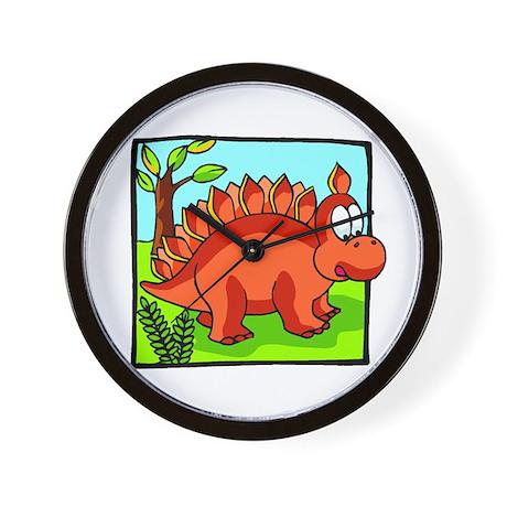 Dino 1 Wall Clock