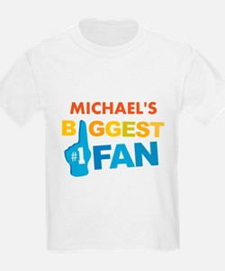 Biggest Fan Sports Design T-Shirt