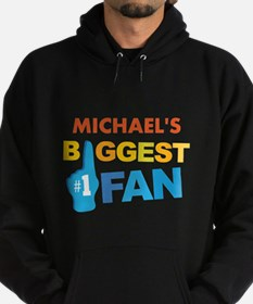 Biggest Fan Sports Design Hoodie