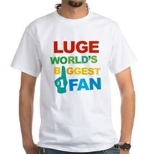 Luge Fan Shirt