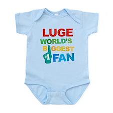 Luge Fan Infant Bodysuit