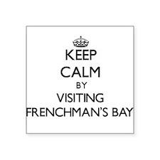 Keep calm by visiting Frenchman'S Bay Virgin Islan
