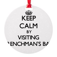 Cute Frenchmans bay Ornament