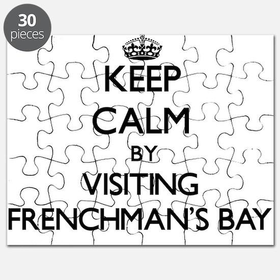 Unique Frenchmans bay Puzzle