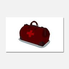 Doctor Bag Car Magnet 20 x 12