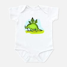 Dino 4 Infant Bodysuit
