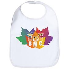 BMC Autumn Owls Bib