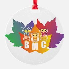BMC Autumn Owls Ornament