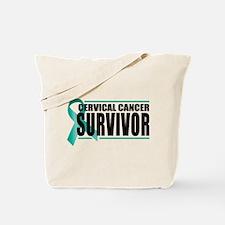 Cervical Cancer Tote Bag