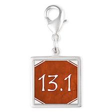 Orange 13.1 Hexagon Charms