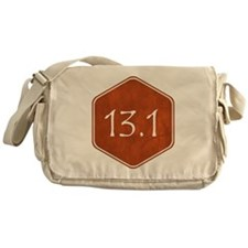 Cute Runner Messenger Bag