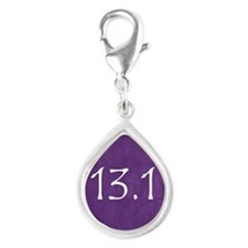 Purple 13.1 Hexagon Charms