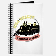 Back To The Future Train Journal