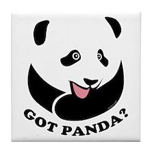 Got Panda? Tile Coaster