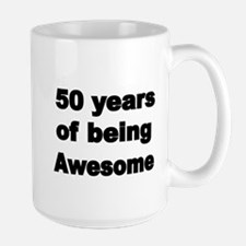 50 years of being Awesome Mugs